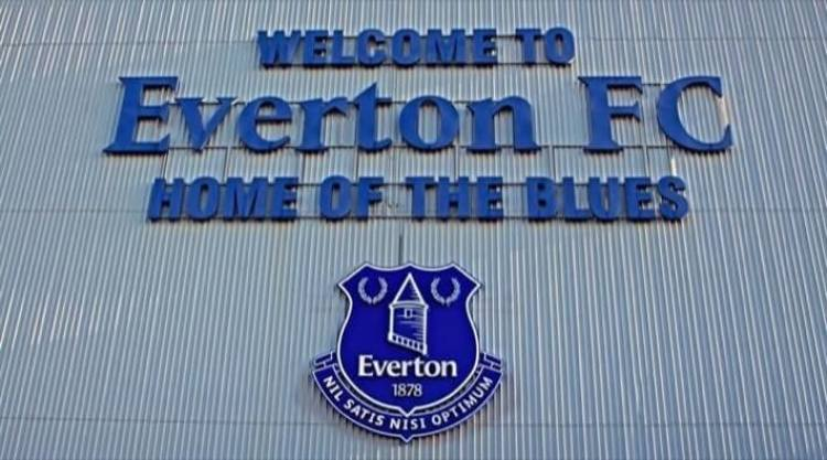 Everton Home of the Blues