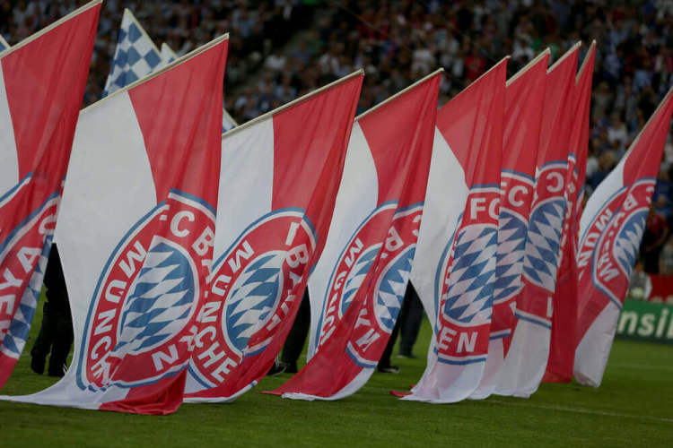 Bayern Munich Flags