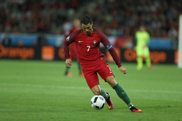 Euro 2020 Qualifiers. Player of the week - Cristiano Ronaldo