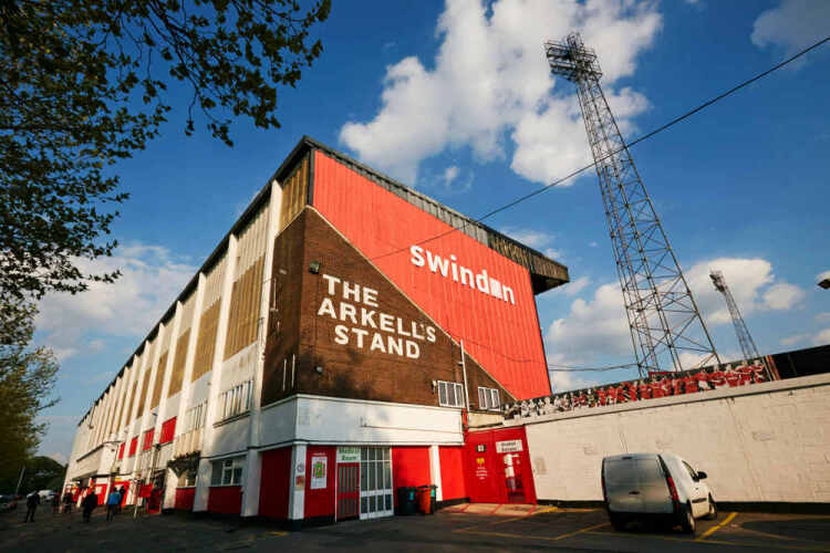 County Ground, home of Swindon Town FC