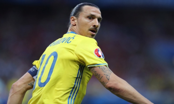 Zlatan for Sweden
