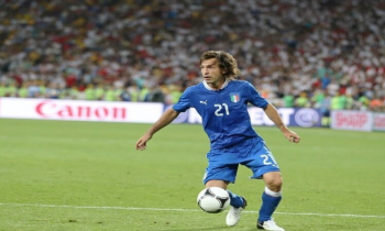 Andrea Pirlo for Italy