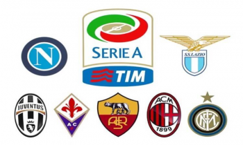 Serie A badges