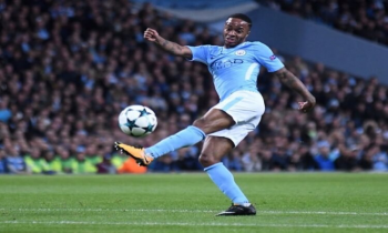 Raheem Sterling for City