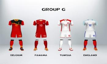 World Cup Group G Teams