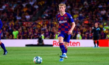 Frenkie de Jong of Barcelona