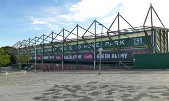 Plymouth Argyle stadium